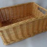 natural petal basket